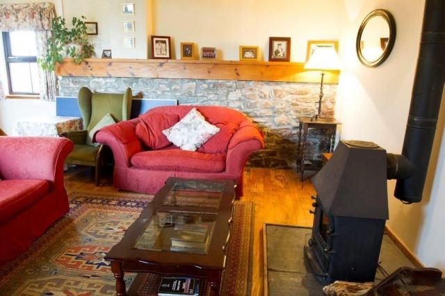 Llwynpur lounge