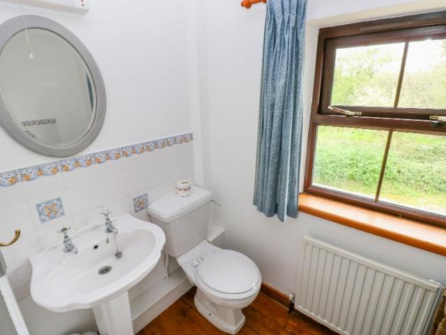 llwynpur bathroom
