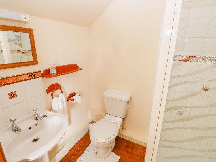 llwynpur en-suite bathroom