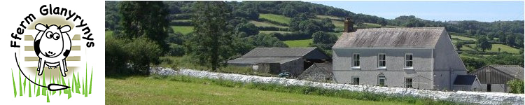 Glanyrynyd Farm Holiday cottage