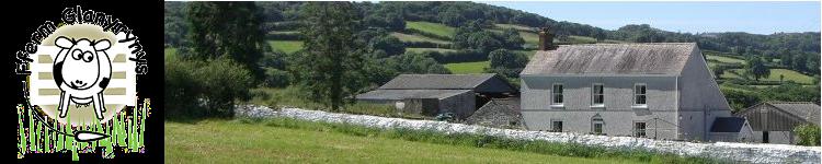 Glanyrynyd Farm Holiday cottage